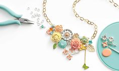 Introducing new Martha Stewart Crafts Jewelry at Michaels #mscjewelry #marthastewartcrafts