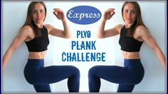 Busy Morning Metabolism Boosting HIIT | Plyo-Plank CHALLENGE | NO EQUIPMENT