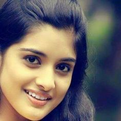 Where your beauty full bindi today South Actress, South Indian Actress, Beautiful Indian Actress, Prettiest Actresses, Beautiful Actresses, Indian Actress Photos, Indian Actresses, Nivedha Thomas, Senior Girl Poses