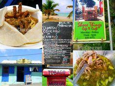 Check out TriniChow's detailed guide to some GOOD EATS in Tobago!!   Source: https://www.facebook.com/photo.php?fbid=565220763545616=632bd5275d  #tobago #tobagobookings #trinidadandtobago #tobagofood #caribbean #trinidad