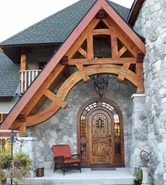 House entrance exterior timber frames New Ideas