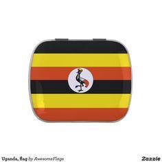 Uganda, flag