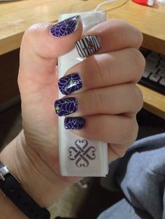 Halloween Nail wraps! Hurry and get yours!