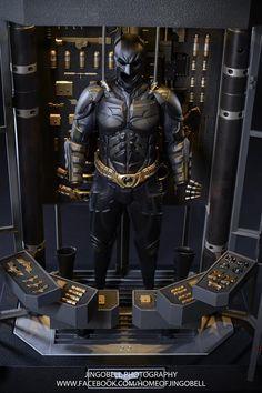 Batman Armory 5/17/2016 ®....#{T.R.L.}
