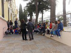 Buenas tardes !! Hoy ha estado con nosotros el Colegio Cortines Pacheco.  Muchas gracias por vuestra participación.