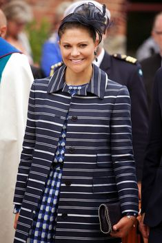 MYROYALS &HOLLYWOOD FASHİON - Crown Princess Victoria  and Prince Daniel attended celebrations to mark the 1,000th Anniversary of Skara Diocese on August 30, 2014 in Skara, Sweden.