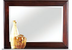 Shop for a Anderson Mirror at Rooms To Go. Find Dresser Mirrors that will look great in your home and complement the rest of your furniture.