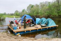 Genuine How To Build A River Raft - MyHomeImprovement