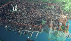 Fãs de Game of Thrones recriam mapa de Westeros usando o Minecraft - vejam resultado impressionante: http://revistagalileu.globo.com/Revista/Common/0,,EMI334688-17770,00-FAS+DE+GUERRA+DOS+TRONOS+RECRIAM+MAPA+DA+SAGA+USANDO+O+MINECRAFT.html Via Revista Galileu