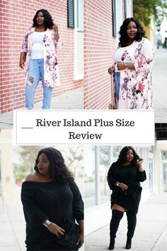 River Island Plus Size Review