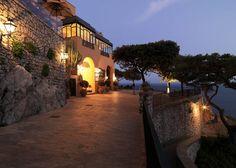 Coast Capri Hotel - Photogallery and images of Hotel Punta Tragara