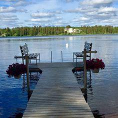 #multia #camping #sinervänleirintä #finland #leirintä #leirintäalue #europe #travel Outdoor Furniture Sets, Outdoor Decor, Finland, Europe, Camping, Travel, Beautiful, Home Decor, Campsite