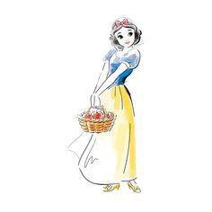 Disney Princess Fashion, Disney Princess Colors, Disney Princess Quotes, Disney Princess Drawings, Disney Princess Pictures, Disney Colors, Disney Sketches, Disney Drawings, Disney Paintings