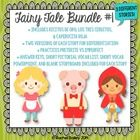 Preterite Imperfect Fairy Tale Story Bundle #1 for Spanish