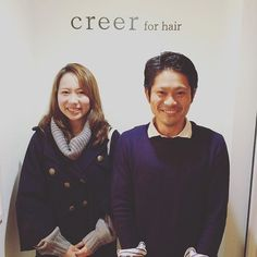 """""""本日のお客様 前髪を流すようにパーマをかけさせていただきました!  仕上がった後は一つ大人の女性に近づきましたね^o^ 本日はありがとうございました。 またのご来店をスタッフ一同心よりお待ちしております。 #美容室 #creer_for_hair#鹿児島市#鴨池"""" Photo taken by @creer_for_hair on Instagram, pinned via the InstaPin iOS App! http://www.instapinapp.com (10/28/2015)"""
