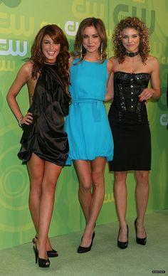 Shenae Grimes, Jessica Stroup, & AnnaLynne McCord