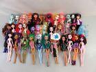 7 Lb Bulk Lot of Loose Assorted Mattel Monster High Toy Fashion Dolls - LOT