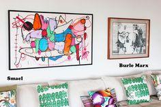 Casa de blogueira: sala estar Decoração casa da Mariah Bernardes. Estilo clássico e contemporâneos em um mesmo apartamento.