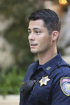 Brian Hallisay as Ben Hunter in abc's #Revenge <3