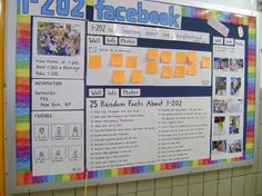 Back to school bulletin boards -