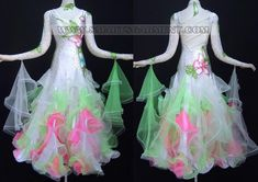 customized ballroom dance apparels,ballroom dancing garment for kids:BD-SG2515