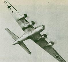 luftwaffe captured b 17 B 17, New Aircraft, Boeing Aircraft, Military Aircraft, Luftwaffe, Pilot, Ww2 Planes, Aircraft Design, World War Ii