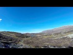 (3) Mountain Trail Running in Norway - 4k Virtual Run - YouTube