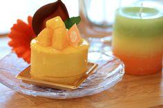 お陽さまマンゴー 菓子工房エリオス HELIOS #osaka #japan #sweet osaka japan sweet