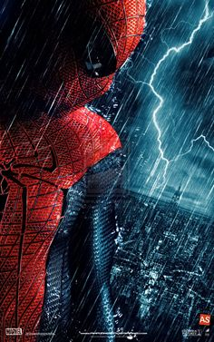 ''Amazing Spider-Man 2'' - teaser poster V1 by AndrewSS7