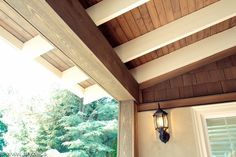 Painted Beam Ceiling Design, Pictures, Remodel, Decor and Ideas - page 6