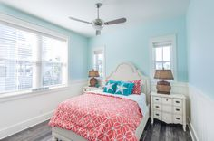 Decorating Your Bedroom in Coastal Style