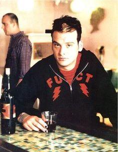 Matt Skiba - future husband, just doesn't know it yet.