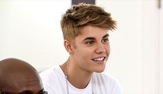Justin Bieber hits the scene at Judges' Homes as L.A. Reid's guest mentor.