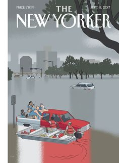 Texas after Irma: September 11, 2017 - Chris Ware