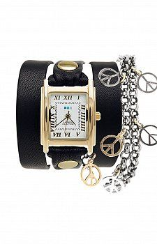LA MER COLLECTIONS MULTI PEACE WATCH
