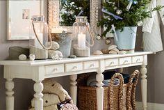 Coastal Christmas | Pottery Barn