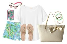 """Lilly Pulitzer// theme tag"" by preppy-classy ❤ liked on Polyvore"
