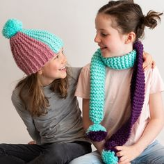 Knitters of Tomorrow - Children's Knitting Kit - Stitch & Story UK Online Tutorials, Knitting Kits, Problem Solving, Stitch, Sewing, Children, Crochet, Creative, How To Make