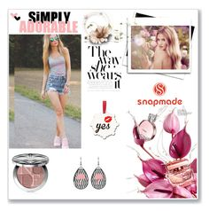 """""""SIMPLY ADORABLE"""" by fashion-life4me ❤ liked on Polyvore featuring Whiteley and Christian Dior"""