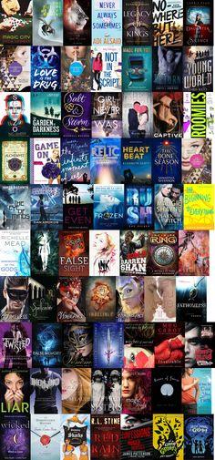 MEGA Box of 70 YA Books #Giveaway!