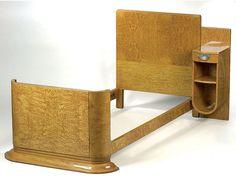 Art Deco bed 1930/