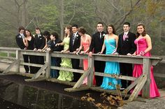 prom picture ideas for groups - Google Search