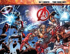 Avengers Vol.5 #44 - Dustin Weaver, Colors: Justin Ponsor