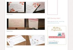 Mrs2be.ie feature stationery from Pretty as a Picture