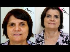 Maquiagem para Esconder Rugas | Maquiagem para Pele Madura