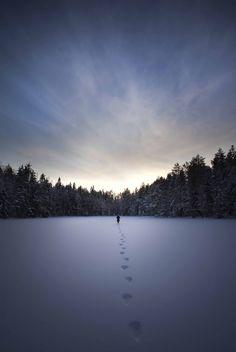 Finland >>> I hope I get to go here soon!
