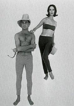 Rudi Gernreich, first knitted leggings