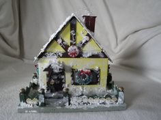Candy StorePutz House by PutzHouses on Etsy, $45.00