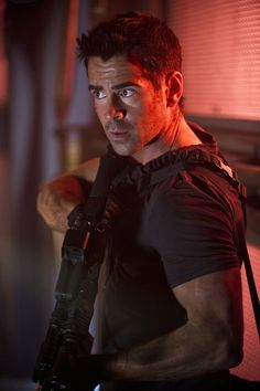 Colin in Total Recall