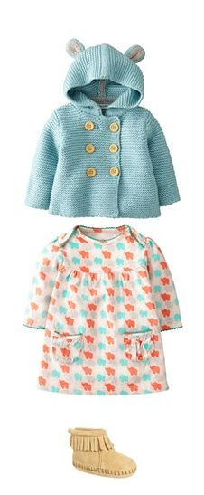 oh my heart! Adorable baby outfit.